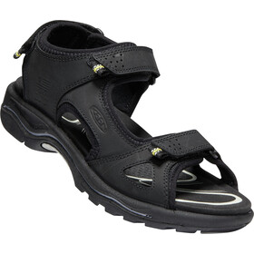 Keen Rialto II 3 Point Sandalen Dames, black/steel grey